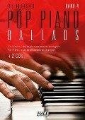 Pop Piano Ballads 4 (mit 2 CDs) -