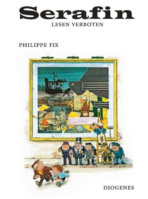 Serafin lesen verboten - Philippe Fix