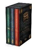 Die Hogwarts-Schulbücher im Schuber - J. K. Rowling