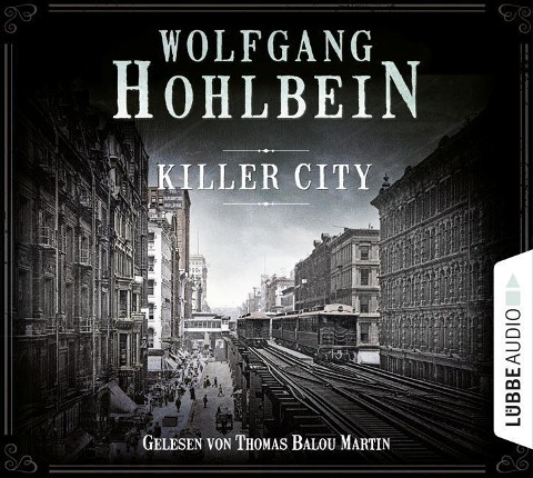 Killer City - Wolfgang Hohlbein
