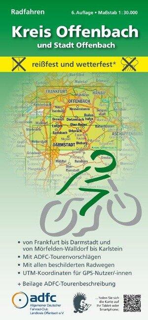 Radfahren - Kreis Offenbach und Stadt Offenbach