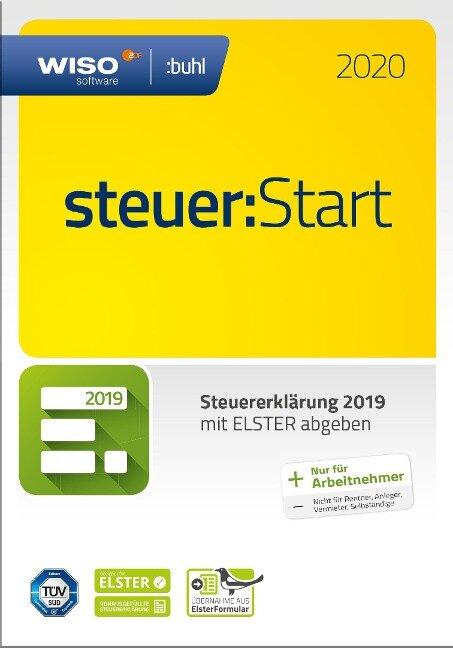WISO steuer:Start 2020 -