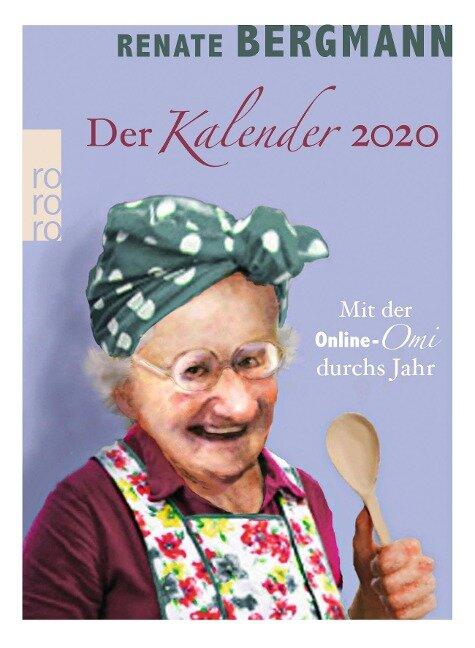 Der Renate Bergmann Kalender 2020 - Renate Bergmann