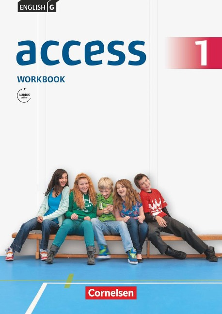 English G Access 01: 5. Schuljahr. Workbook mit mit Audios online und MyBook - Jennifer Seidl
