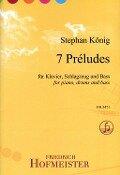 7 Preludés - Stephan König