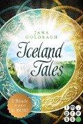 Alle Bände der sagenhaften »Iceland Tales« in einer E-Box - Jana Goldbach