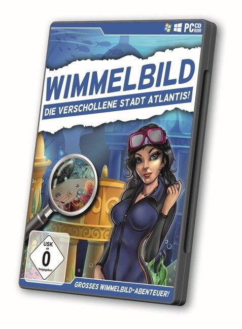 Wimmelbild - Die verschollene Stadt Atlantis (CD im DVD-Case) -