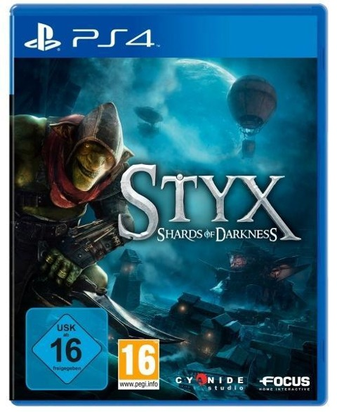 Styx - Shards of Darkness (XBOX ONE) -