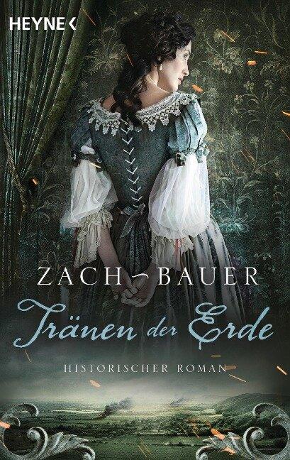 Tränen der Erde - Bastian Zach, Matthias Bauer