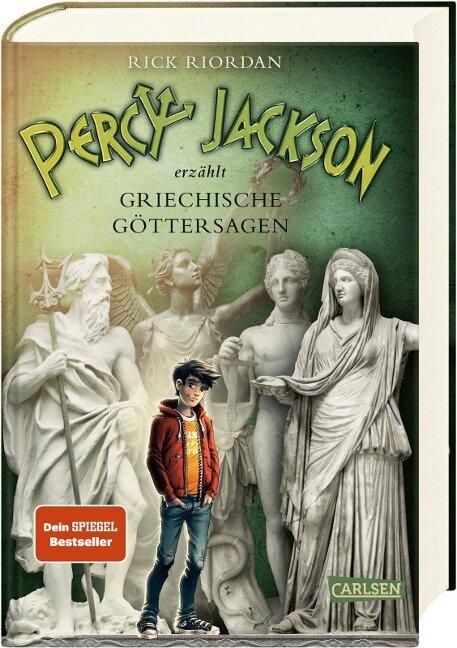 Griechische Göttersagen - Rick Riordan