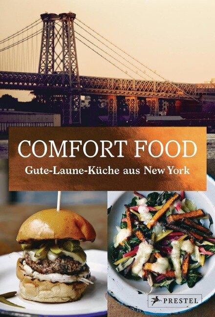 Comfort Food - Russel Norman