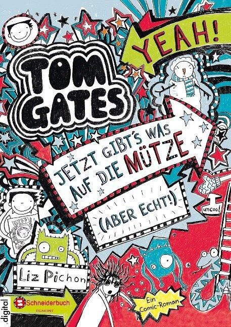 Tom Gates, Band 06 - Liz Pichon
