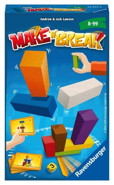 Make 'n' Break - Andrew Lawson, Jack Lawson