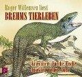 Brehms Tierleben. Kriechtiere, Lurche, Fische, Insekten, niedere Tiere - Alfred Brehm