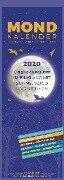 Mondkalender 2020 - Streifenkalender - Michaela Mundt