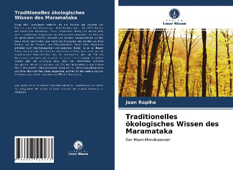 Traditionelles ökologisches Wissen des Maramataka - Joan Ropiha