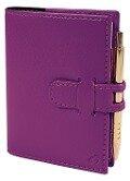 MINIDAY pm ML 2018 Soho purpur/violet Taschen-Kalender -