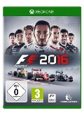 F1 2016 (XBox ONE) -