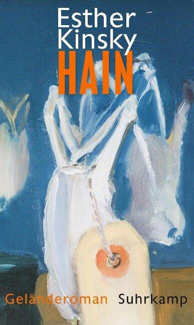 Hain - Esther Kinsky