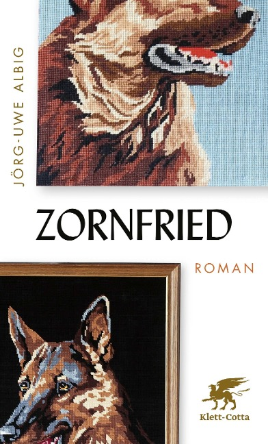 Zornfried - Jörg-Uwe Albig