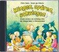 Klingen, spüren, schwingen/CD - Peter Gabis, Beate van Dülmen
