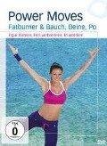 Power Moves-Fatburner &Bauch,Beine,Po-Figur Formen - Michaela/Macura Süábauer