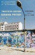 Twentieth-Century German Poetry - Michael Hofmann