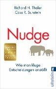 Nudge - Richard H. Thaler, Cass R. Sunstein