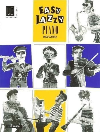 Easy Jazzy Piano - Mike Cornick