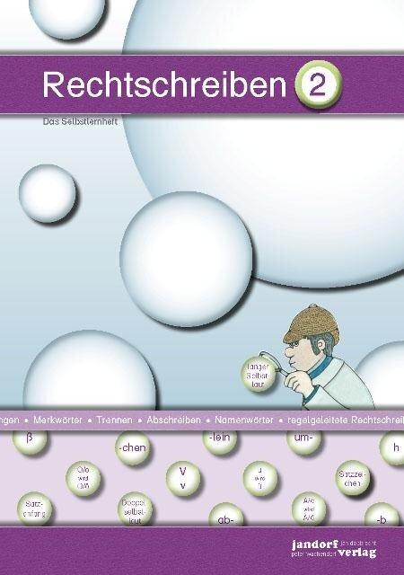 Rechtschreiben 2 - Peter Wachendorf, Jan Debbrecht