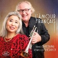 L'Amour Francais-Werke für Trompete und Klavier - Eriko/Friedrich Takezawa