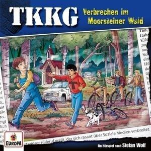 TKKG 215. Verbrechen im Moorsteiner Wald - Stefan Wolf