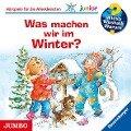 Was machen wir im Winter? -