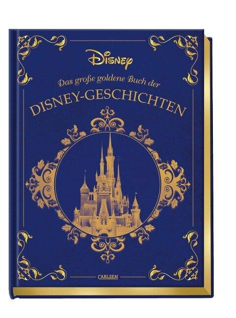 Disney: Das große goldene Buch der Disney-Geschichten - Walt Disney