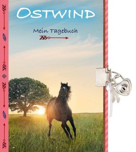 Ostwind - Frühjahr 2019: Tagebuch mit Schloss -