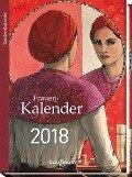 Frauen-Kalender 2018 -