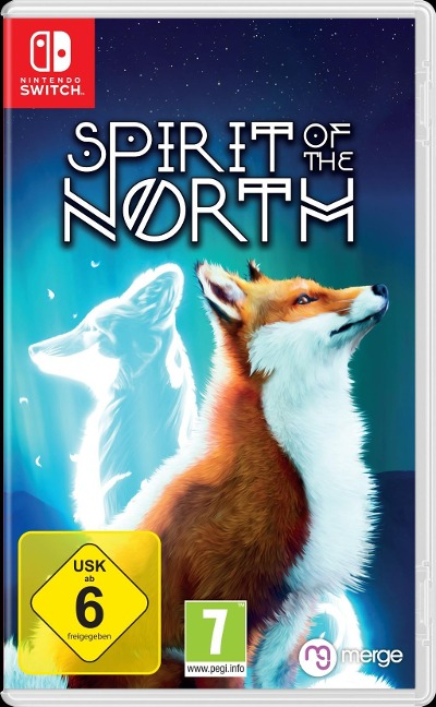 Spirit of the North (Nintendo Switch) -
