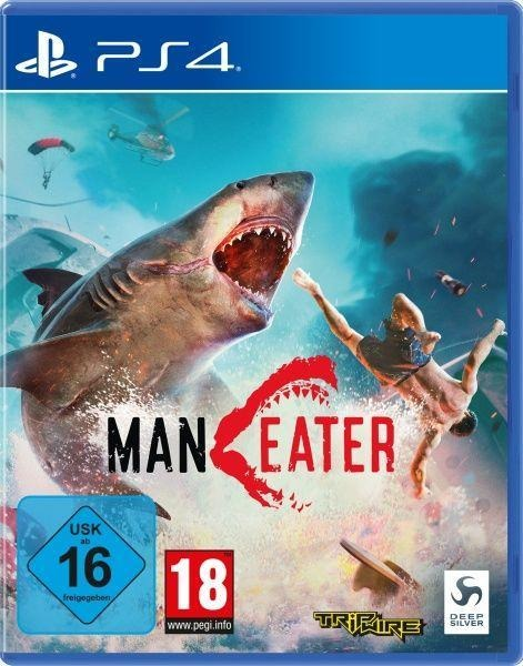 Maneater (PlayStation PS4) -