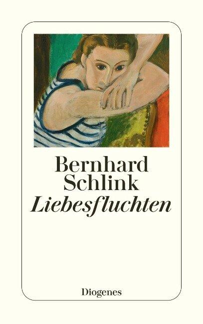 Liebesfluchten - Bernhard Schlink