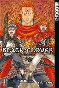 Black Clover 04 - Yuki Tabata