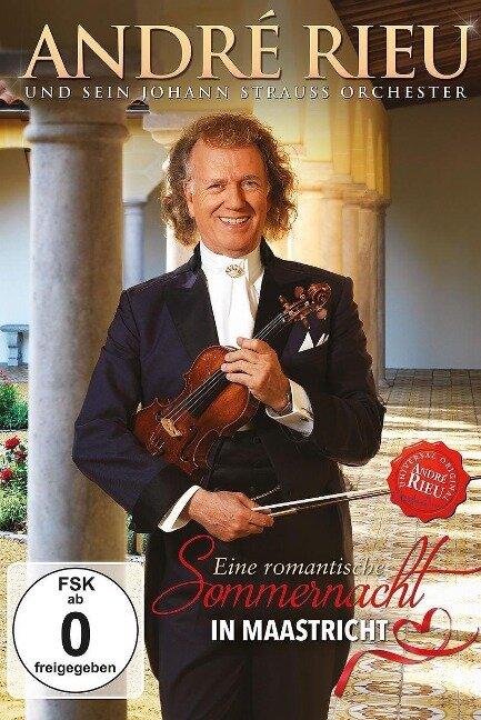 Eine romantische Sommernacht in Maastricht - André Rieu