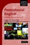 Postcolonial English - Edgar W. Schneider