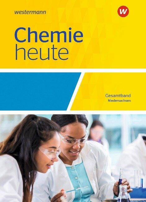 Chemie heute SII. Gesamtband: Schülerband. Niedersachsen -
