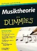 Musiktheorie für Dummies - Michael Pilhofer, Holly Day