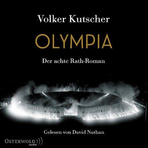 Olympia (Die Gereon-Rath-Romane 8) - Volker Kutscher
