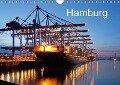 Hamburg (Wandkalender 2018 DIN A4 quer) - Siegfried Kuttig