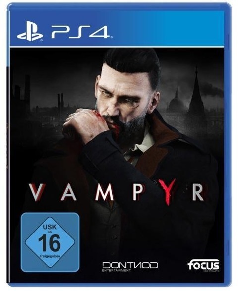 Vampyr (PlayStation PS4) -