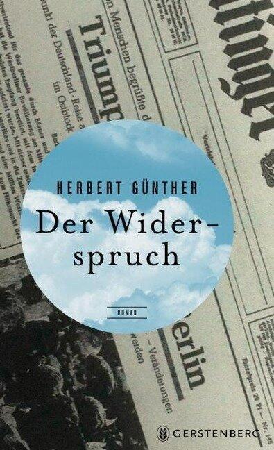 Der Widerspruch - Herbert Günther