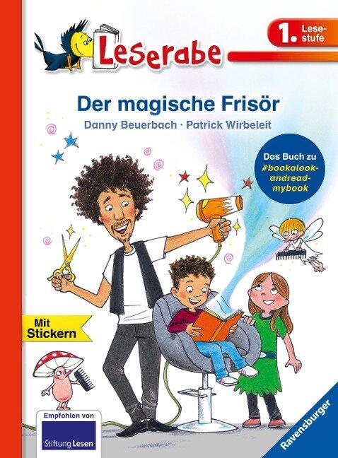Der magische Frisör - Danny Beuerbach