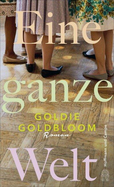 Eine ganze Welt - Goldie Goldbloom